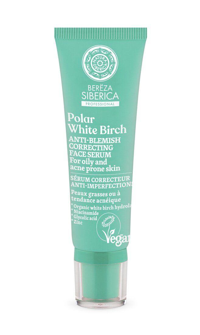 Polar White Birch SOS Сыворотка для лица 30мл